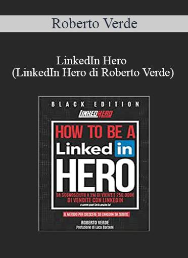 Roberto Verde - LinkedIn Hero