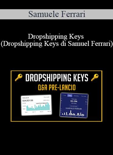 Samuele Ferrari - Dropshipping Keys
