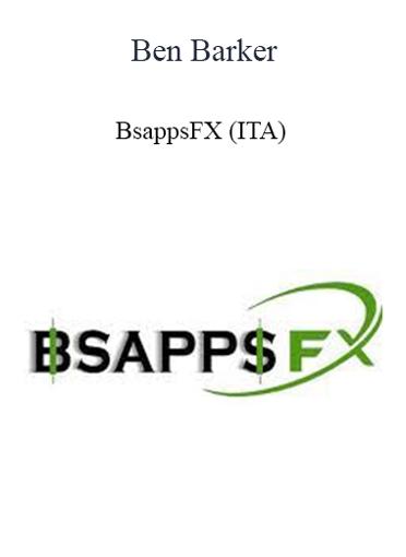 Ben Barker - BsappsFX (ITA)