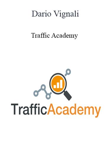 Dario Vignali - Traffic Academy