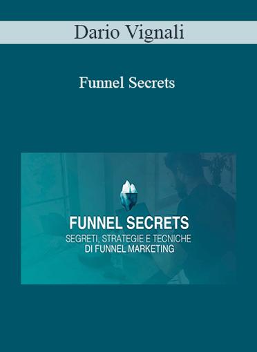 Dario Vignali - Funnel Secrets