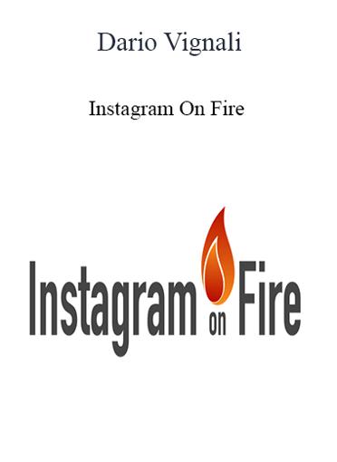 Dario Vignali - Instagram On Fire