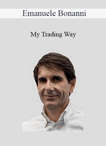 Emanuele Bonanni - My Trading Way