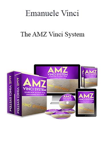 Emanuele Vinci - The AMZ Vinci System