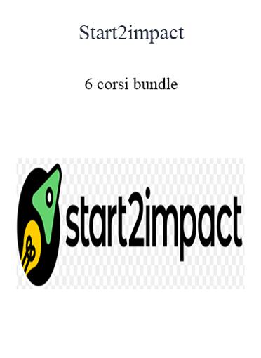 Start2impact - 6 Corsi Bundle