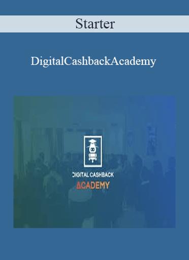Digital Cashback Academy - Starter