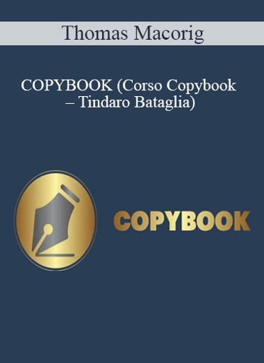 Tindaro Battaglia - COPYBOOK