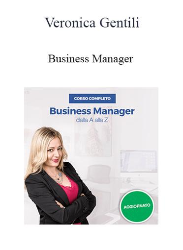 Veronica Gentili - Business Manager
