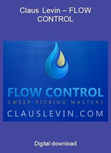 Claus Levin – FLOW CONTROL