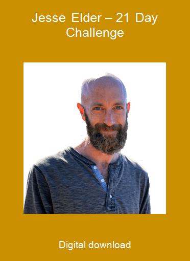 Jesse Elder – 21 Day Challenge