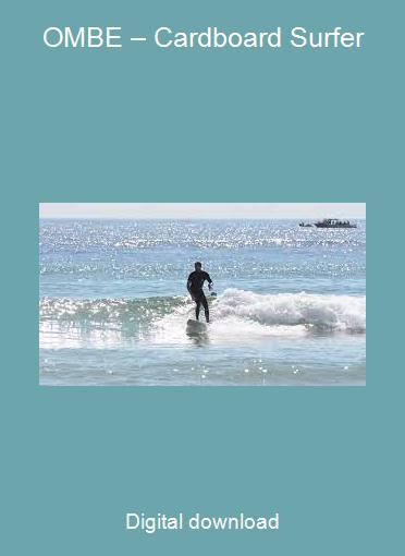 OMBE – Cardboard Surfer