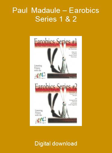 Paul Madaule – Earobics Series 1 & 2