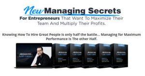 James Friel - Managing Like A Boss Bundle 2020